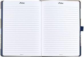 Busy B - Agenda con bolsillos y doble horario de actividades