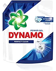 DYNAMO Power Gel Laundry Detergent Refill, Regular, 3.2kg