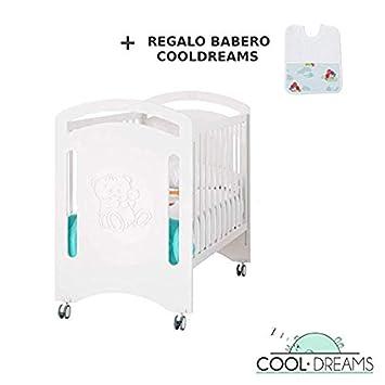 Cuna Colecho Yara 3x1 Convertible En Cama + Kit Colecho + Kit Follow Me (Desde 0 Hasta 4 Años): Amazon.es: Bebé