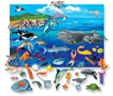 Sea Life - Figures Only - Pre-Cut Flannelboard Figures