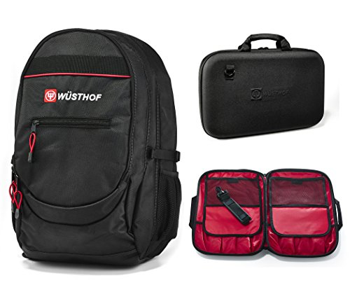Wusthof Chef's Backpack with Knife Insert by Wüsthof