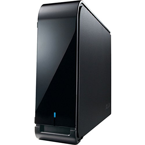 Buffalo DriveStation Axis Velocity High Speed External Hard Drive 4 TB