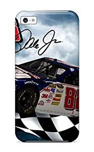 Best Scratch-free Phone Case For Iphone 5c- Retail Packaging - Dale Earnhardt Jr