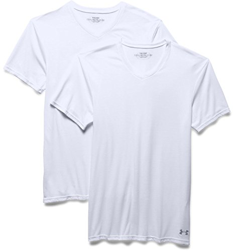 3eea8519 Under Armour Men's Core V-Neck Undershirt – 2-Pack, - Import It All