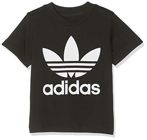 adidas uniseks-baby t-shirt Trefoil
