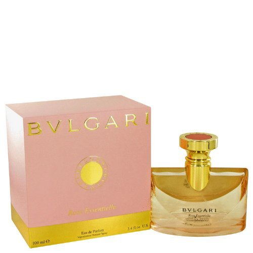 BVLGARI ROSE ESSENTIELLE by Bvlgari EAU DE PARFUM SPRAY 3.4 OZ for WOMEN (Rose Essential Bvlgari)