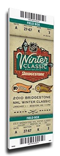Winter Classic Mega Ticket (NHL 2010 Winter Classic Mega Ticket)