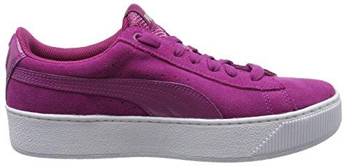 Vikky Tennis Puma Pink magenta Magenta Woman Haze Platform Haze P6RwdaRq