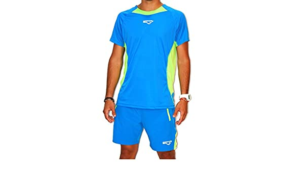 CARTRI Equipacion Padel y Tenis Flash Set: Amazon.es: Deportes y aire libre