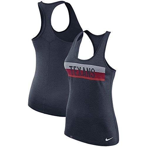 NIKE Houston Texans Dri-Fit Touch Performance Tank Top Shirt (X-Large)