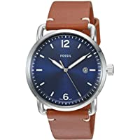 Fossil Mens The Commuter Leather...
