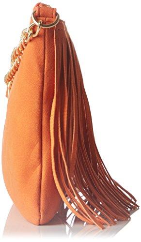 Le Temps des Cerises Anouk _ Ltc4c7u - bolso de mano Mujer Naranja (Papaye)