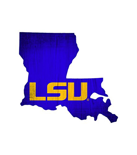 (Fan Creations NCAA LSU Tigers 12