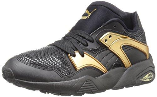 Da M Gold Black Wn's 7 Puma Blaze Sneaker Black Fashion Us Donna dt4vWw