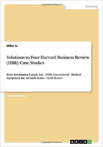 harvard case studies