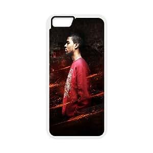 "Personalized Cover Case YU-TH92285 for iPhone6 Plus 5.5"" w/ Kid Cudi by Yu-TiHu(R)"