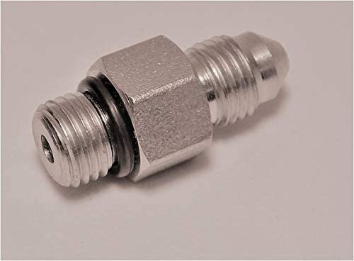 OR BOSS Male 7//8-14 X 1-1//16-12 Continental Hydraulic Adapter Fitting JIC 37 Male