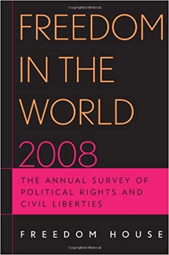 Beste eBook-Forum herunterladen Freedom in the World 2007: The Annual Survey of Political Rights and Civil Liberties 0742558975 PDF