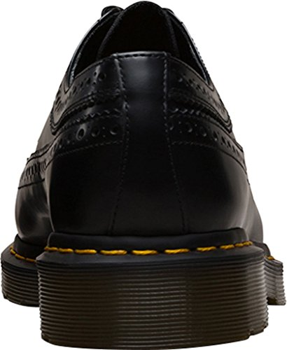 Dr. Martens Unisex-adult 3989 Brogue Lace Up Brogues Noir