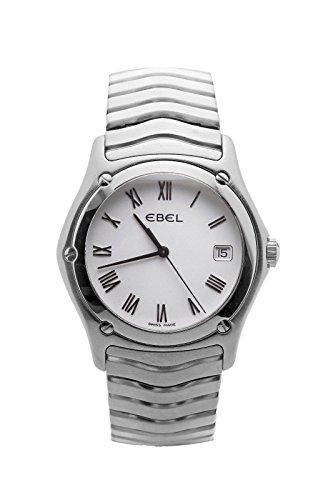 Ebel Classic Wave Watch (Ebel Classic Wave quartz mens Watch E9187F41 (Certified Pre-owned))