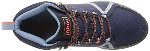 Ahnu Womens Alamere Mid Hiking Boot Iris Shadow MPxrJa4Jz