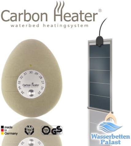 Carbon Heater Prestige 240 Watt ganzheitlich abgeschirmt T.B.D energiespar Wasserbettheizung