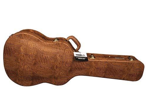 Tourtek 601 Wood Dreadnought Acoustic Guitar Case ()