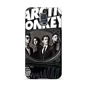 Samsung Galaxy S5 Gqi19413xkOW Unique Design Nice Arctic Monkeys Band Image Durable Hard Cell-phone Case -TimeaJoyce