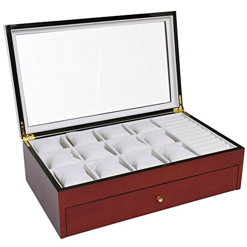 cherry-finished-watches-jewelry-cabinet-box