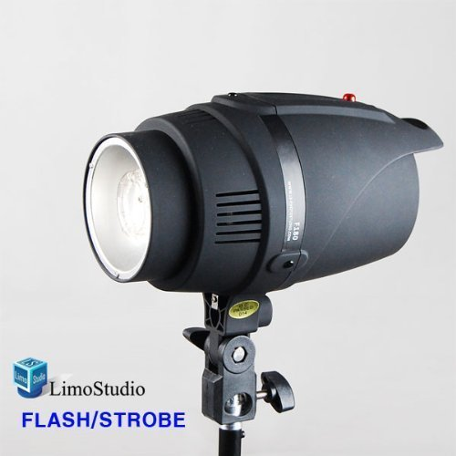 LimoStudio Photography 200W Photo Monolight Flash Strobe Studio Photography Light Lighting, AGG1756V2 by LimoStudio