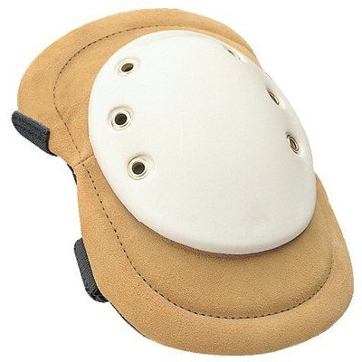 Welding Knee Pads - leather welding knee pads w/cap by - Knee Pad Allegro Leather