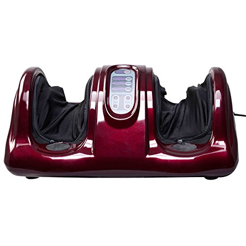 Orion Motor Tech Electric Shiatsu Kneading Rolling Foot Massager