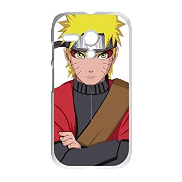 naruto Road To Ninja Motorola G Cell Phone Case White Sykmy ...