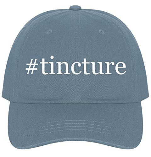 The Town Butler #Tincture - A Nice Comfortable Adjustable Hashtag Dad Hat Cap, Light Blue ()