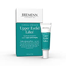 """WHAT IS UPPER EYELID LIFTER? CLINICAL STRENGTH UPPER EYELID LIFTER is a cosmetic cream that can make your eyes look bigger, brighter, fresher, younger, and captivatingly alive. Not quite a surgical """"eye lift""""... but it's pretty darn good. WHA..."""