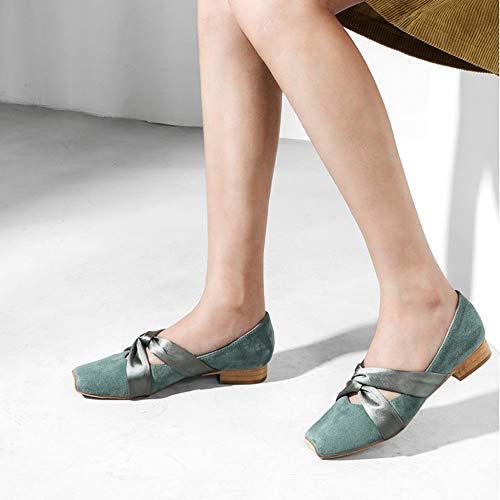 Portable La Regbking Cheville Mocassins Mesdames De Flats B Ballerines Slip Dolly Chaussures On Élastique tap8Wpqgw