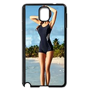 Celebrities Ewelina Olczak Swimsuit Samsung Galaxy Note 3 Cell Phone Case Black phone component RT_408972
