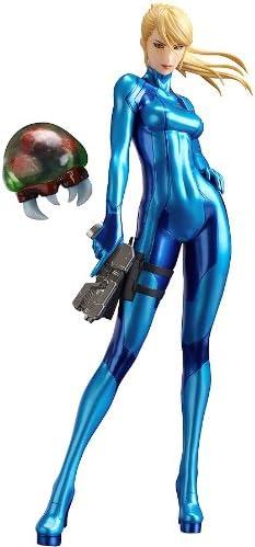 Samus Aran #16 Photo Print Metroid Game Art Figure Statue Figurine