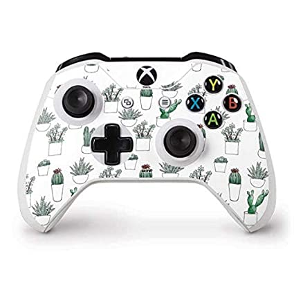 Amazon Com Skinit Succulent Pattern Xbox One S Controller Skin