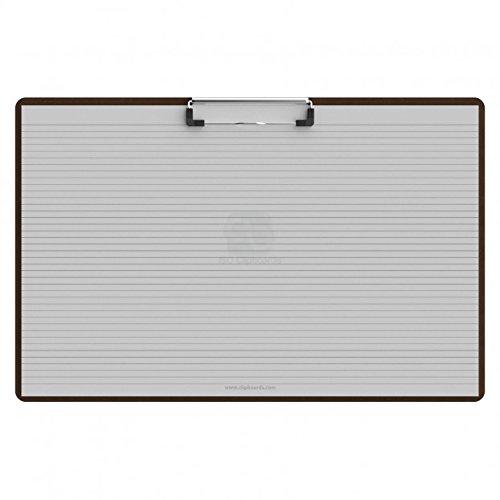 - Horizontal Ledger 17 x 11 HDF Clipboard