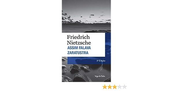 Assim Falava Zaratustra (Em Portuguese do Brasil): Friedrich Nietzsche: 9788532641779: Amazon.com: Books