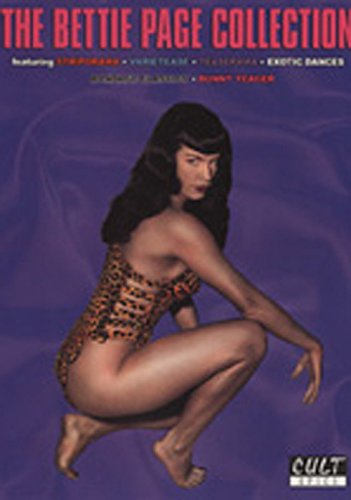 Bettie (Betty) Page Collection: Bettie Page: Pin Up Queen / Bettie Page: Bondage Queen / 100 Girls By Bunny Yeager