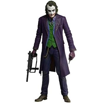 Amazon.com: NECA The Dark Knight - The Joker (Heath Ledger