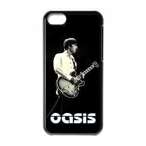 iPhone 5C Phone Case Black Oasis F6502522