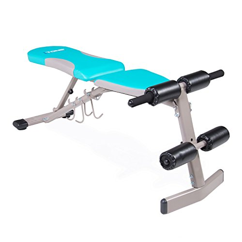 Tone Fitness Flat/Incline/Decline Bench