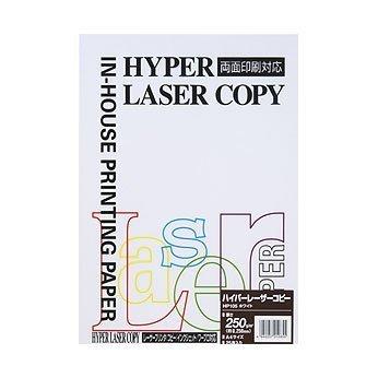 [해외](대량 구매) 이토 화공 하이퍼 레이저 복사 A4 250g HP105 화이트 【 × 3 】 / (collectively bought) Ito-ya hyper laser copy A4 250g HP105 white [× 3]