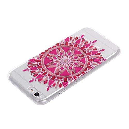 Voguecase® Pour Apple iPhone 6 Plus/6S Plus 5,5, TPU avec Absorption de Choc, Etui Silicone Souple Transparent, Légère / Ajustement Parfait Coque Shell Housse Cover pour iPhone 6 Plus/6S Plus 5,5 (tou