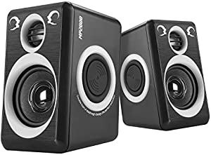 Computer Speakers with Surround Sound 2.0CH USB Wired Powered…