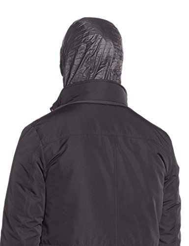 Man F1069 Grau titanium Homme Geox Jacket Blouson Zxwq6848