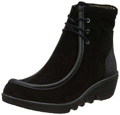 Pail763fly Stivali Nero Fly Donna Black London z4wxBY